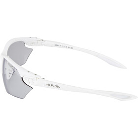 Alpina Twist Four S VL+ Okulary, white
